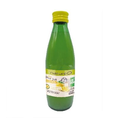 JUS CITRON DE SICILE 250ML