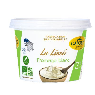 FROMAGE BLANC LISSE 3%MG 500G