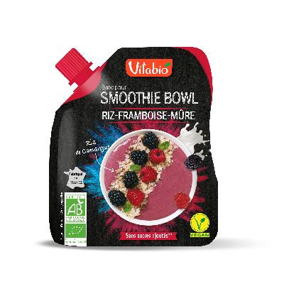 Smoothie Bowl Riz Fram 350G