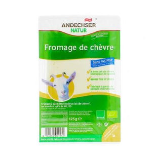 FROMAGE CHEVRE SS LACTOSE 125G