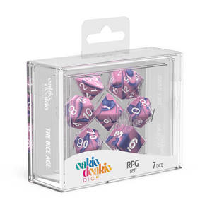 Oakie Doakie Dice RPG Set GemiDice - Venus (7)