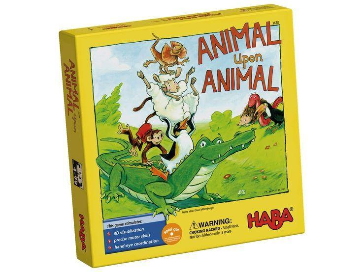 Animal Upon Animal - Mega Games Penrith