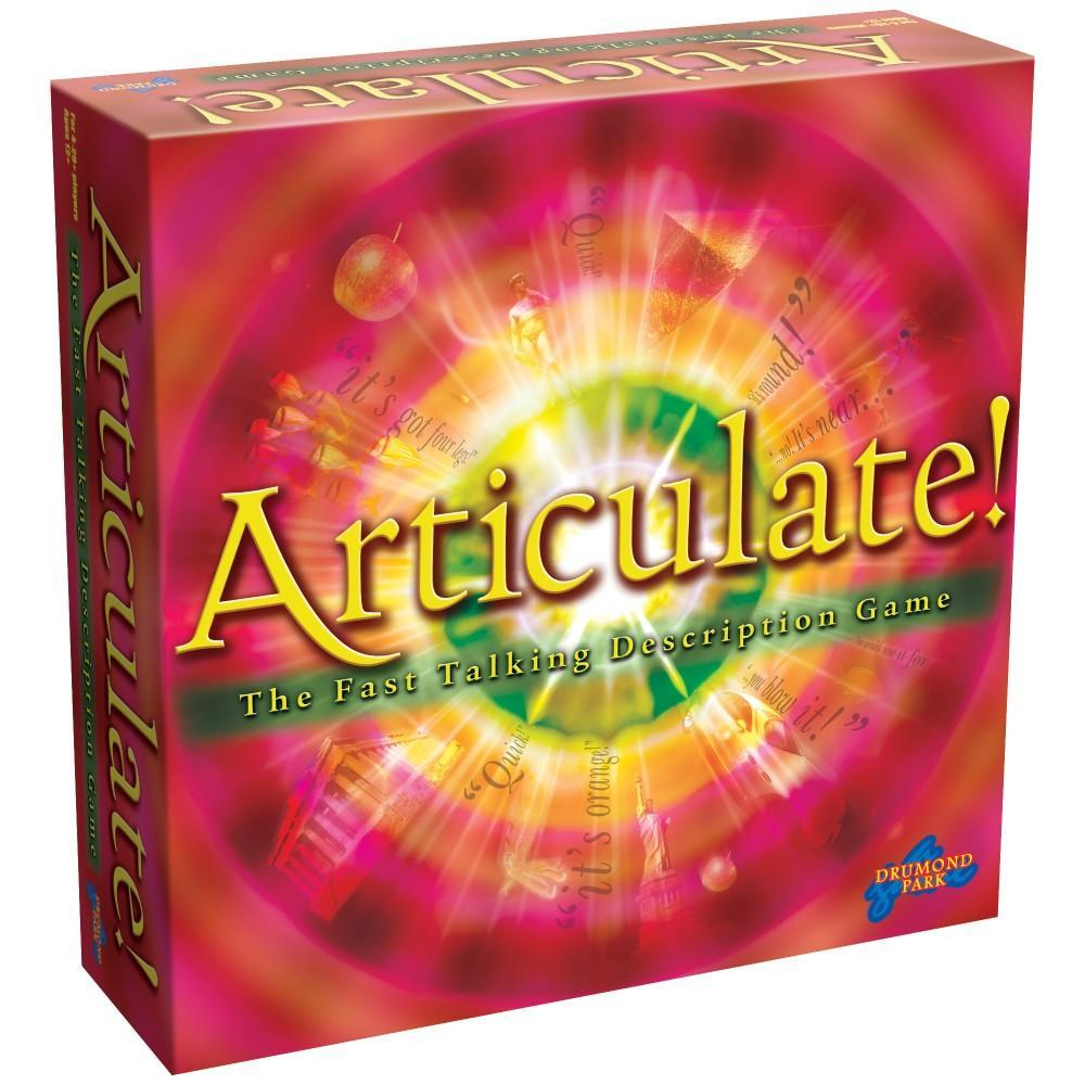 Articulate - Mega Games Penrith