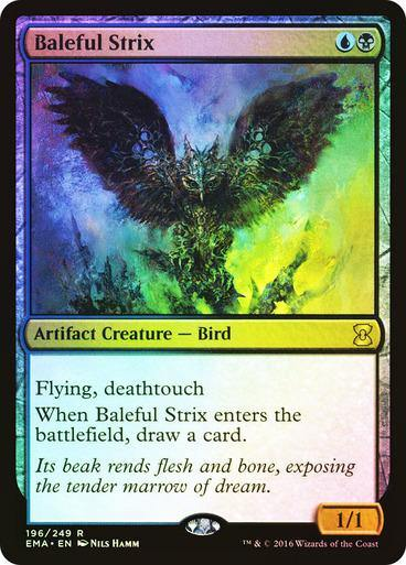 Baleful Strix Foil - Mega Games Penrith