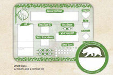 Load image into Gallery viewer, D & D Class Token Set Druid - Mega Games Penrith