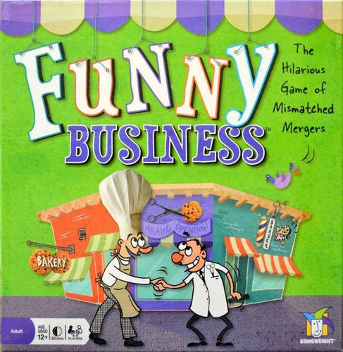 Funny Business - Mega Games Penrith