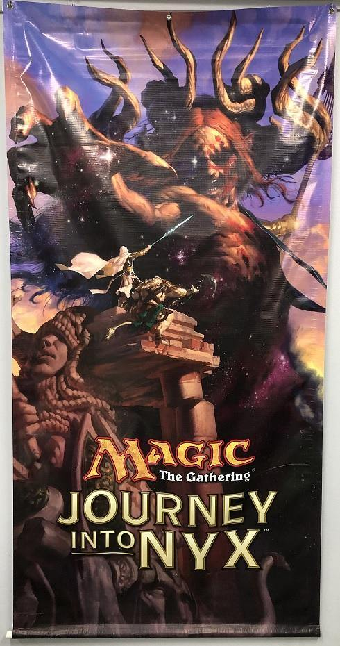 Journey into Nyx Vinyl Banner (Ex Display)
