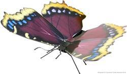 Metal Earth Mourning Cloak Butterfly - Mega Games Penrith