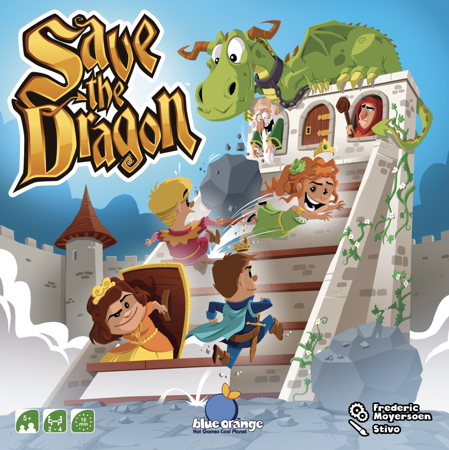 Save The Dragon - Mega Games Penrith