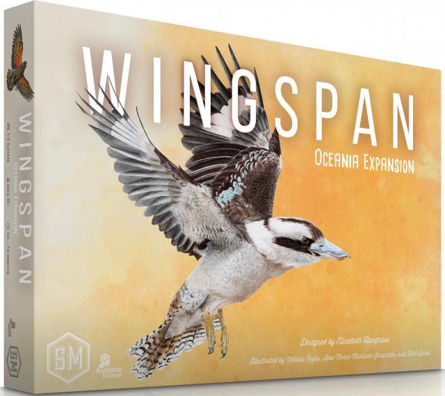 Wingspan Oceania Expansion - Mega Games Penrith