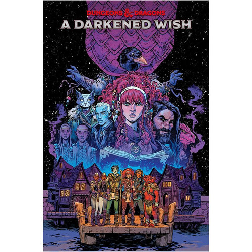 D & D: A Darkened Wish - Mega Games Penrith