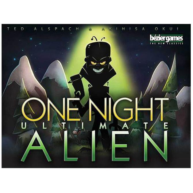 One Night Ultimate Alien - Mega Games Penrith