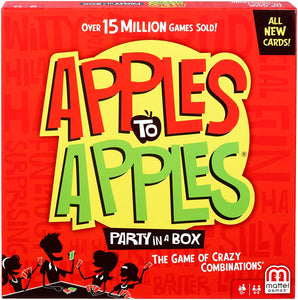 Apples To Apples - Mega Games Penrith