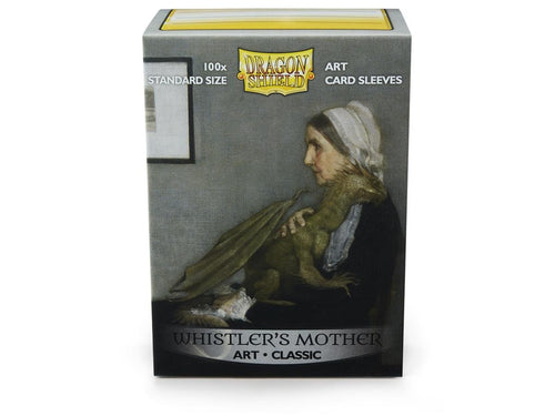 Sleeves - Dragon Shield - Box 100 - Whistlers Mother - Mega Games Penrith