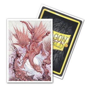 Sleeves - Dragon Shield - Box 100 - MATTE Art - Essence of Insanity