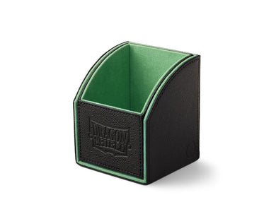 Dragon Shield Nest Deck Box Black/Green - Mega Games Penrith