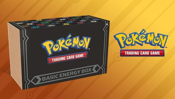 Pokemon Basic Energy Box - Mega Games Penrith