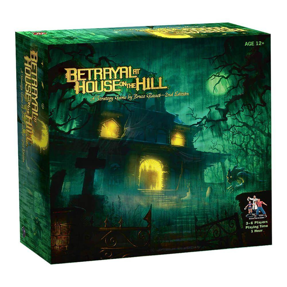 Betrayal At House On The Hill - Mega Games Penrith