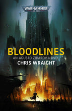 Load image into Gallery viewer, Black Library: Bloodlines Warhammer Crime Novel