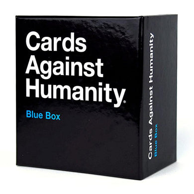 Cards Against Humanity Blue Box - Mega Games Penrith