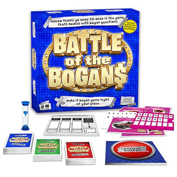 Battle Of The Bogans - Mega Games Penrith