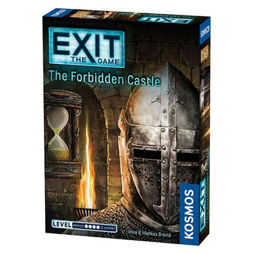 Exit The Game: The Forbidden Castle Puzzle Game - Mega Games Penrith