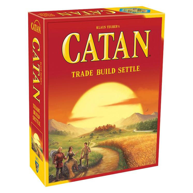 Catan 5th Edition - Mega Games Penrith