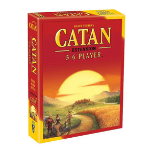 Catan 5-6 Player Extension Expansion - Mega Games Penrith