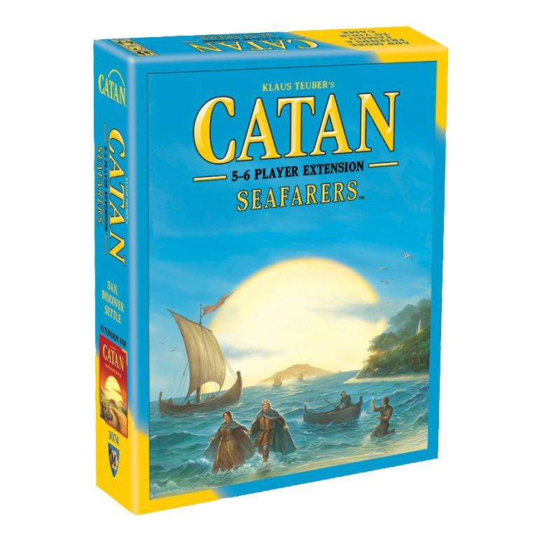 Catan Seafarers 5-6 Player Extension