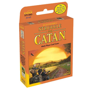 Struggle For Catan - Mega Games Penrith
