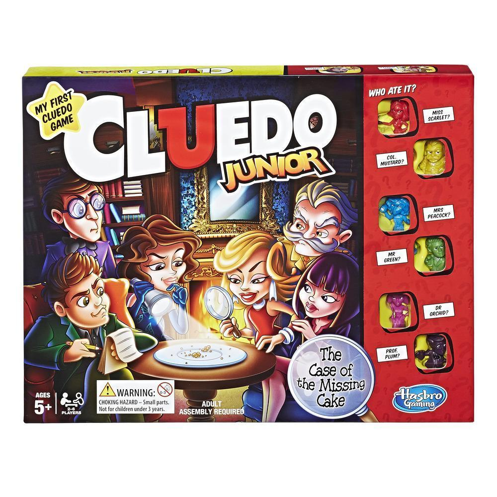 Cluedo Junior - Mega Games Penrith