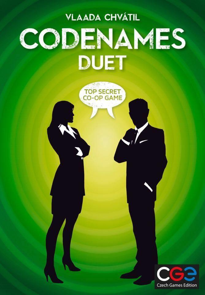 Codenames Duet XXL - Mega Games Penrith