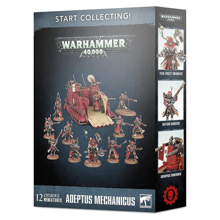 Warhammer: Start Collecting Adeptus Mechanicus