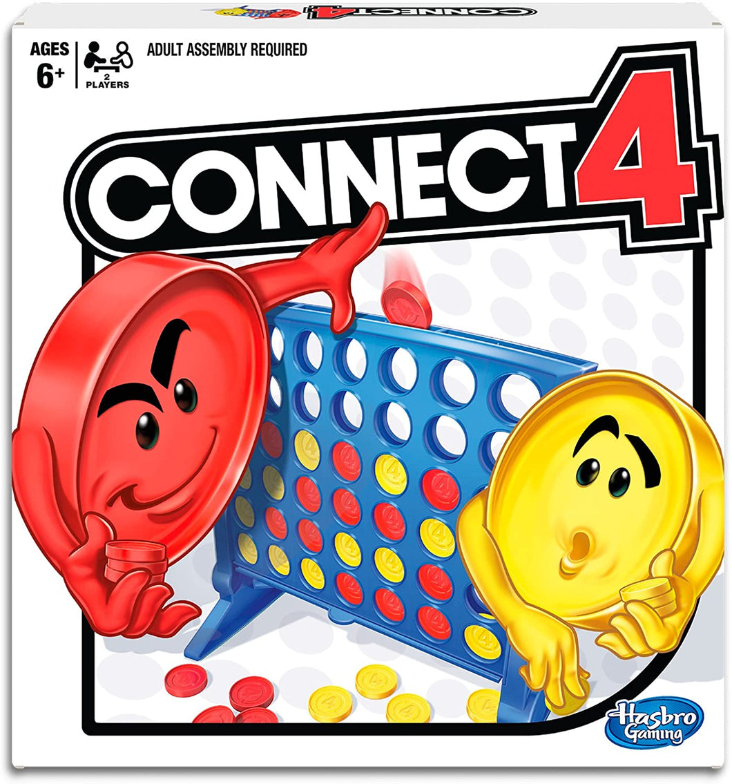 Connect 4 Classic - Mega Games Penrith