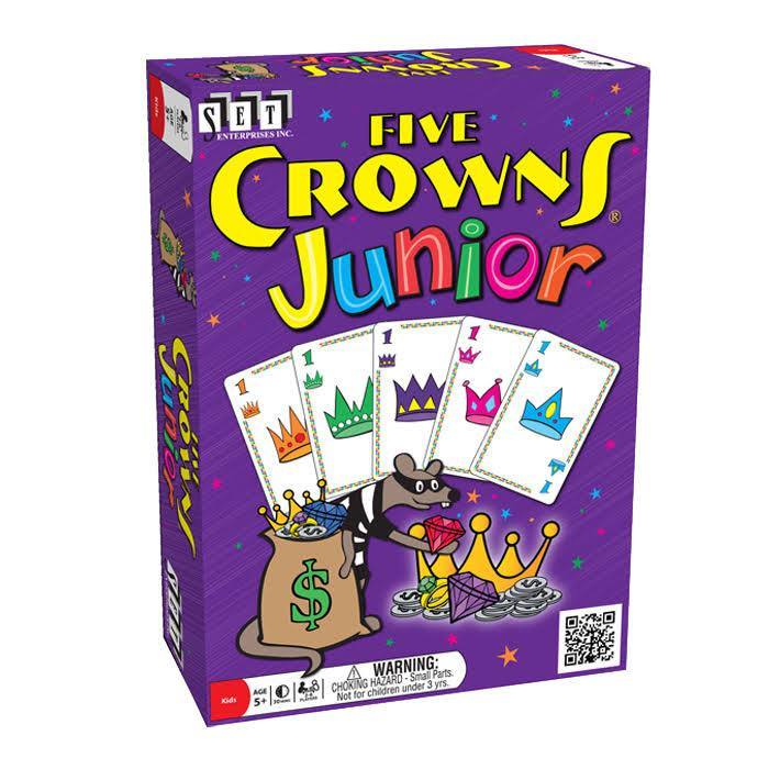 Five Crowns Junior - Mega Games Penrith