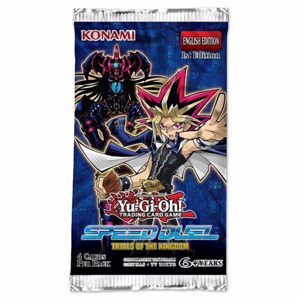 Speed Duel Trials Of Kingdom Booster