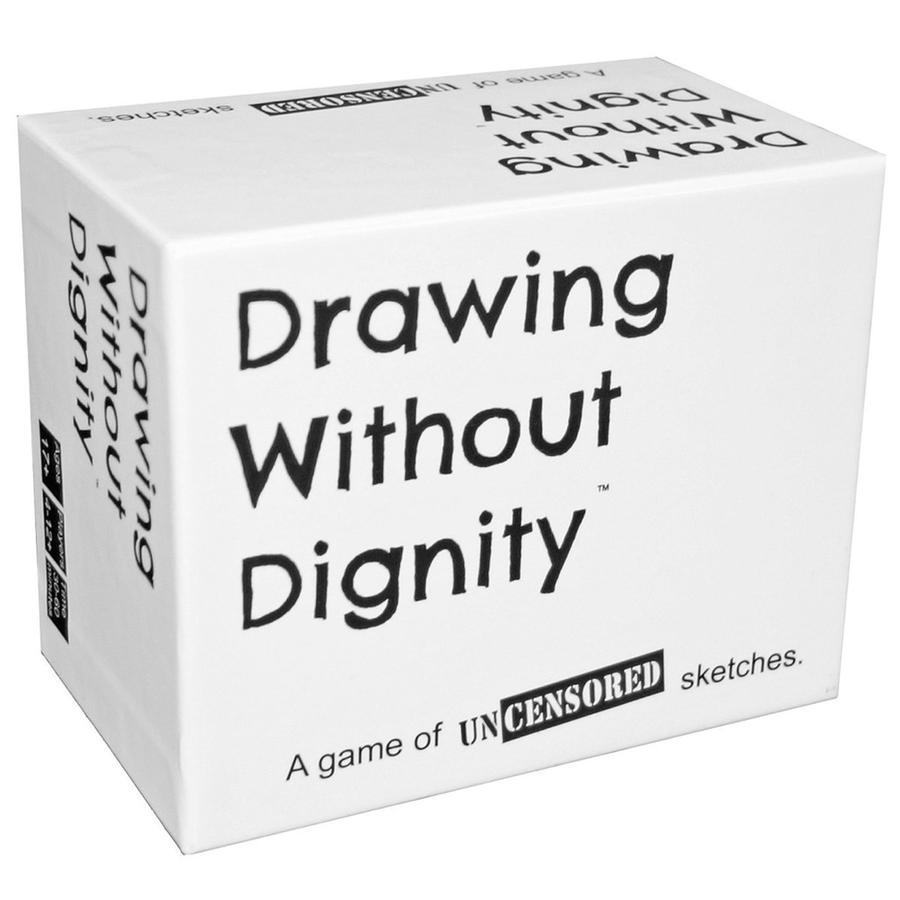 Drawing Without Dignity - Mega Games Penrith