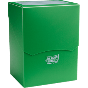 Deck Box Dragon Shield Deck Shell Green - Mega Games Penrith