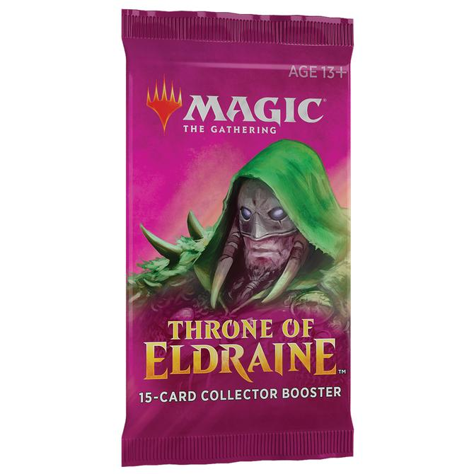 Magic Throne Of Eldraine Collector Booster - Mega Games Penrith