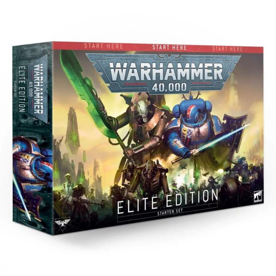 Warhammer 40000: Elite Edition Starter Set - Mega Games Penrith