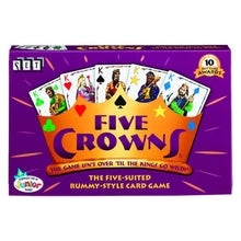 Load image into Gallery viewer, Five Crowns Card Game