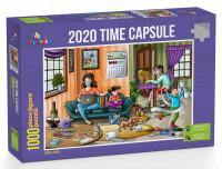 Funbox 2020 Time Capsule 1000pc Jigsaw Puzzle - Mega Games Penrith