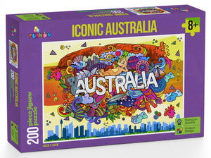 Funbox Iconic Australia 200pc