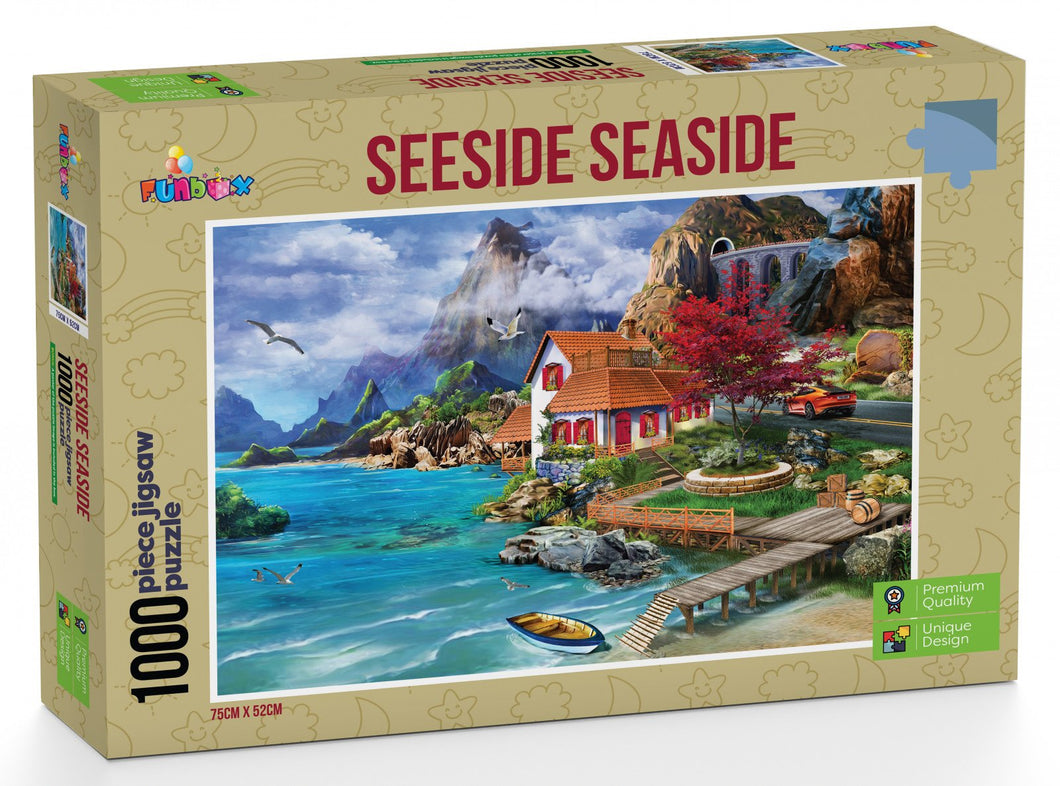 Funbox Seeside Seaside 1000pc