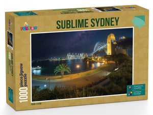 Funbox Sublime Sydney 1000pc