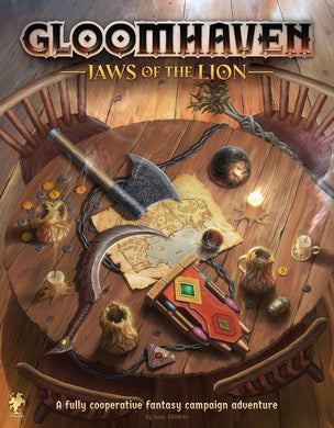Gloomhaven Jaws of the Lion - Mega Games Penrith