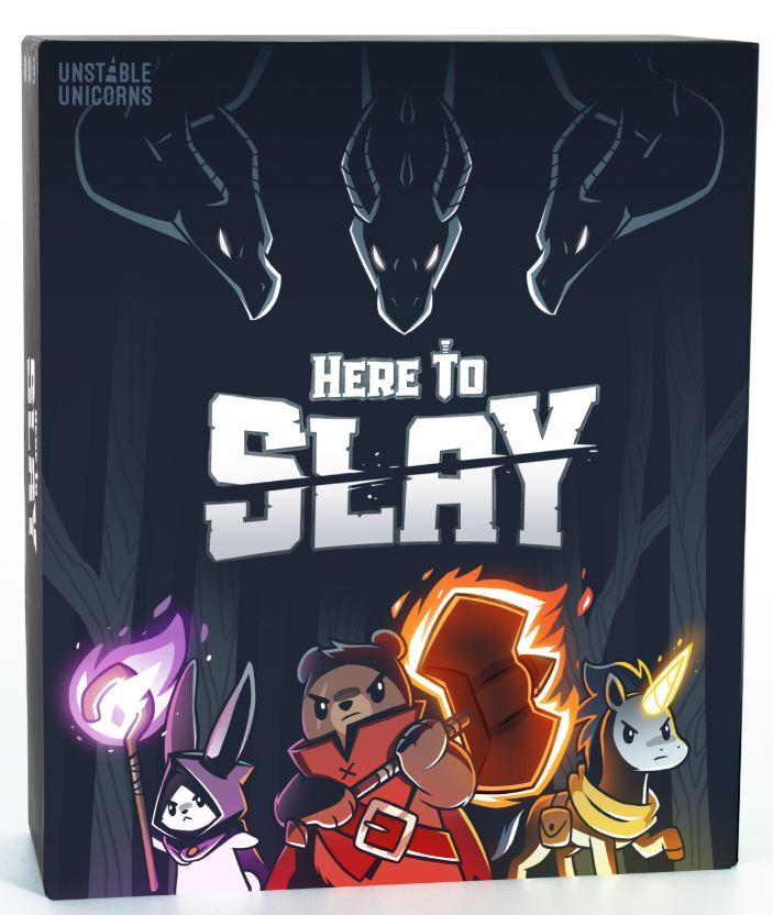 Here To Slay - Mega Games Penrith