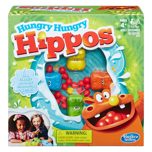 Hungry Hungry Hippos - Mega Games Penrith