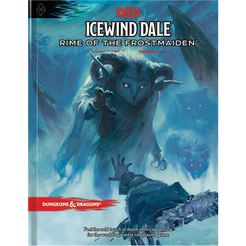 D & D Icewind Dale: Rime Of The Frostmaiden - Mega Games Penrith