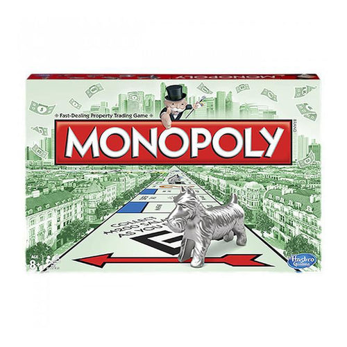 Monopoly Classic Edition - Mega Games Penrith